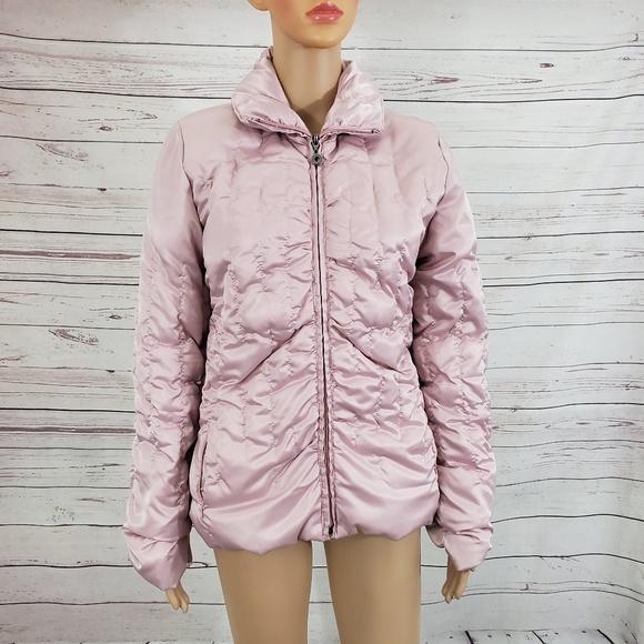 Nine West Jackets & Blazers - Nine West Puff Jacket Pink S